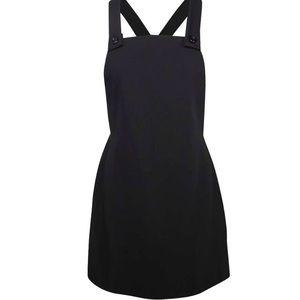 Black jumper/pinafore dress
